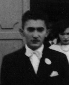 João Menezes, em 1957