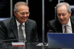 Renan e Lewando